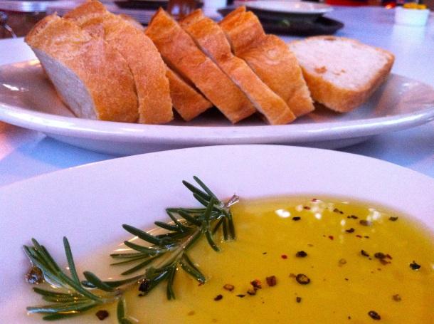 Patrizi's Bread and Oil