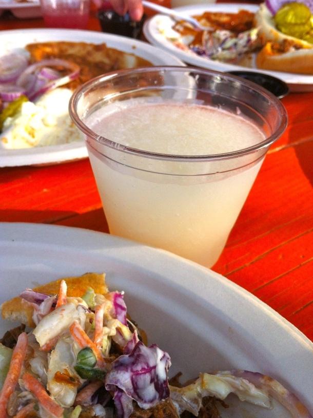 Hoovers Frozen Lemonade