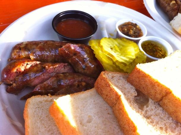 Hoovers Sausage