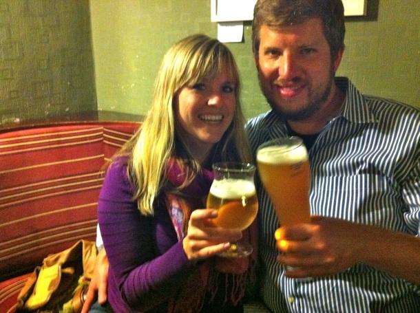 Cellar Bar St. Andrews Cheers