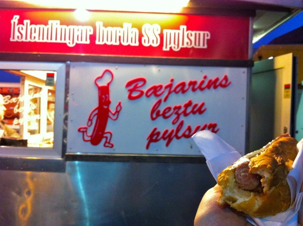 Icelandic Hot Dogs Bæjarins Beztu Pylsur