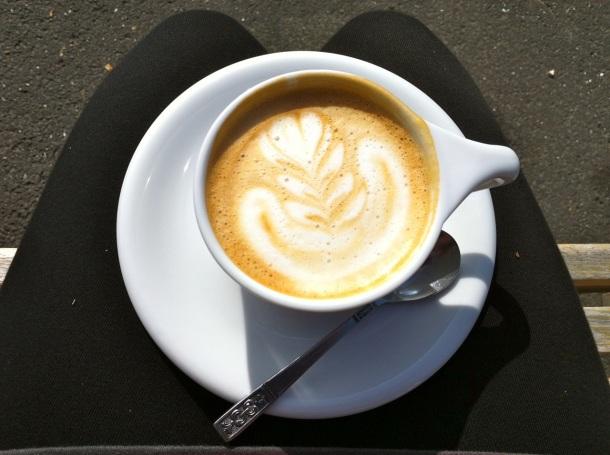 kaffismiðja íslands cappuccino