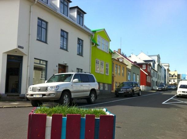 kaffismiðja íslands outside