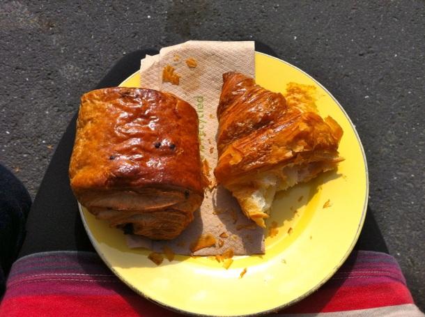 kaffismiðja íslands pastries