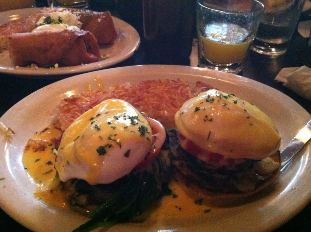 Linda's Seattle Brunch