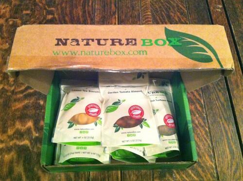 NatureBox Snack Delivery