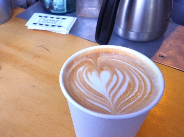 Solarium Caramel Latte Seattle