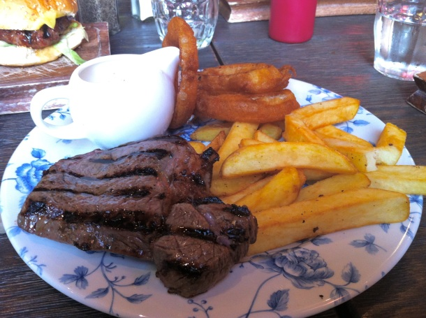 The Vic St. Andrews Restaurant Steak