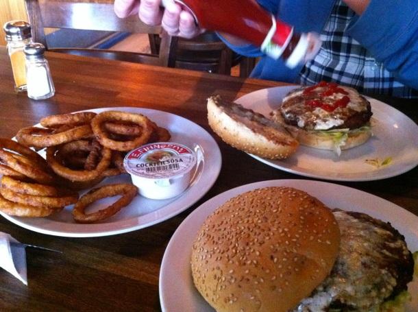 Vitabar Burgers