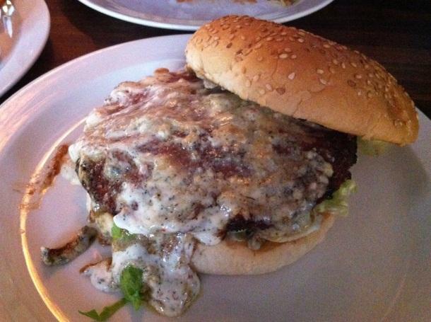 Vitabar Forget-me-not burger