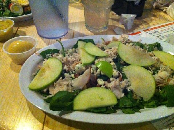 Haymaker Austin Spinach Salad