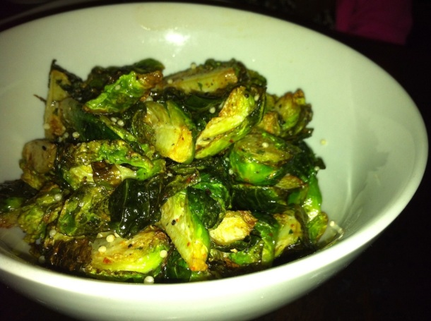 Imperia Brussels Sprouts Salad