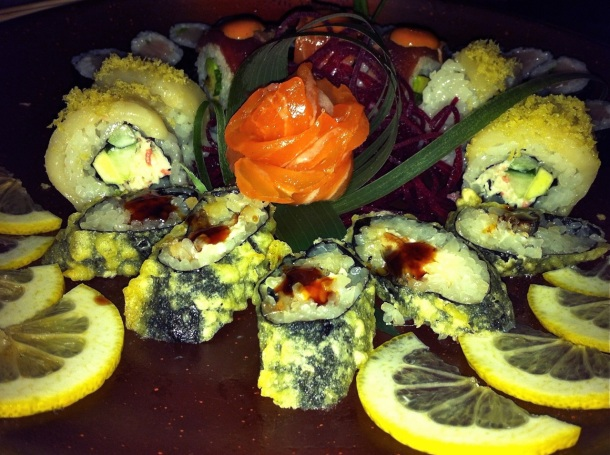 Imperia Sushi Platter