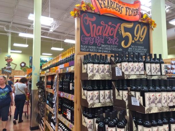 Austin Trader Joe's Wine