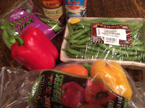 Trader Joe's Organic Veggies
