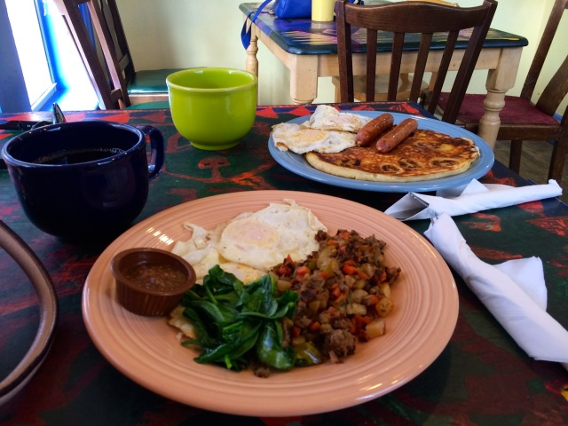 Pacha Burnet Brunch | A Time to Kale