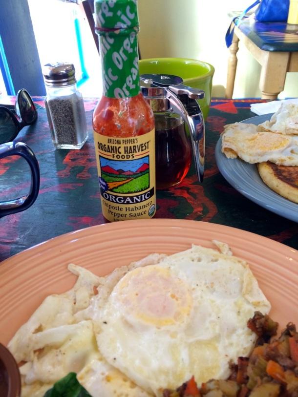Pacha Breakfast Hot Sauce