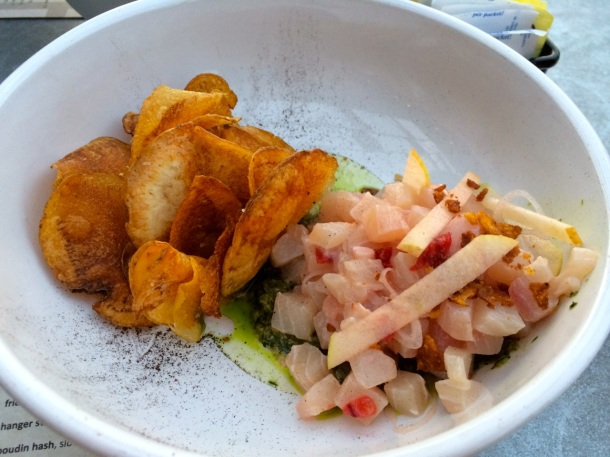 Hightower Austin Ceviche