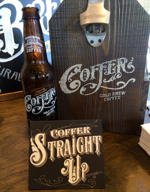Coffer Cold Brewed Coffee Austin