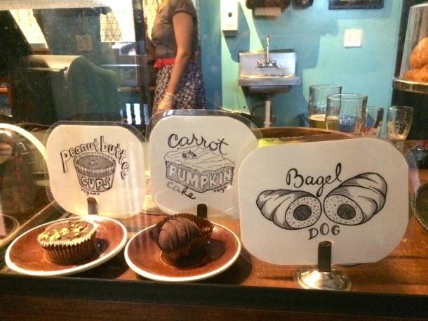 Thunderbird Coffee Pastry Case