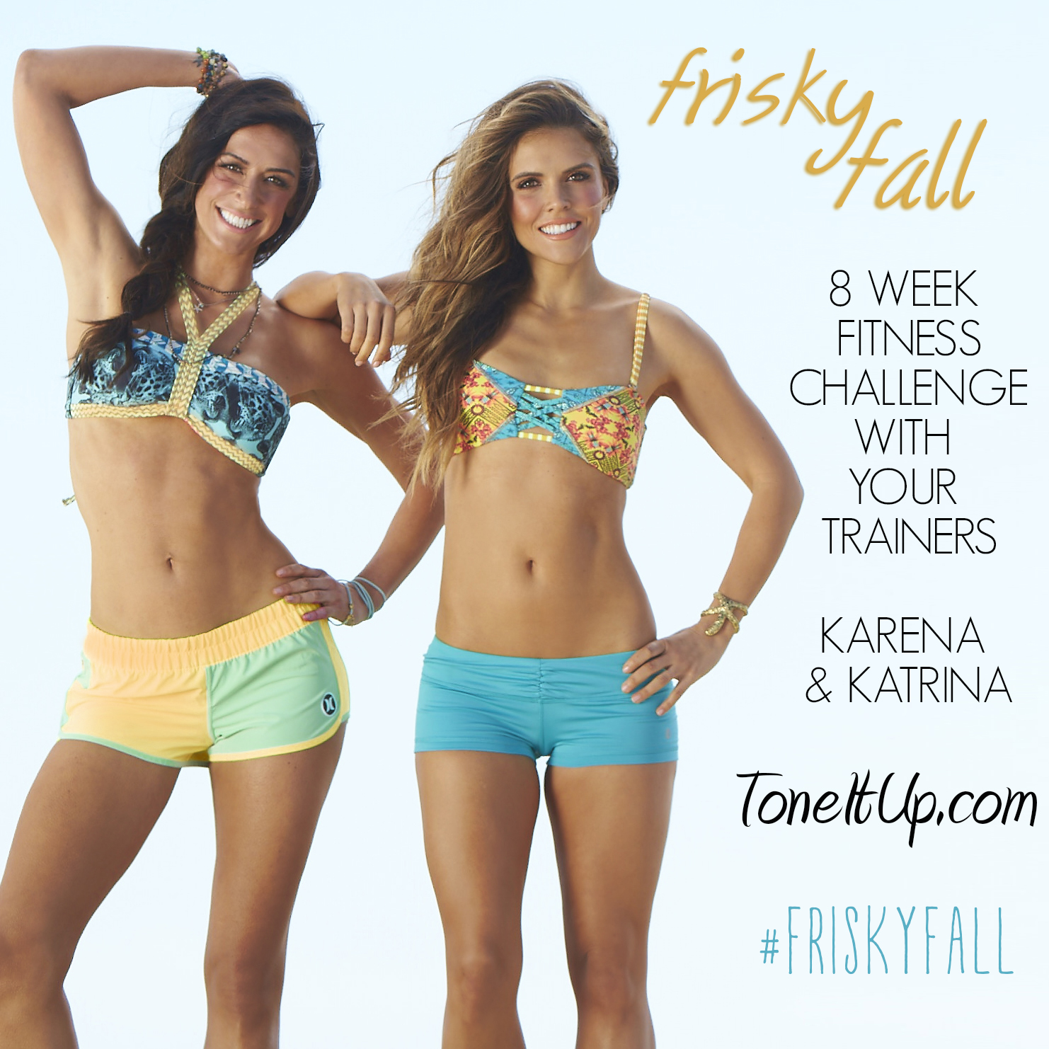 tone it up website