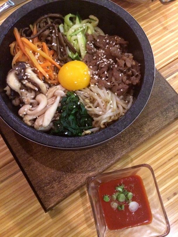 Jenna's Asian Kitchen Bibimbap