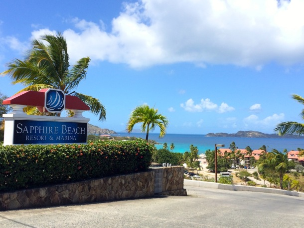Sapphire Village Resort and Condos St. Thomas USVI