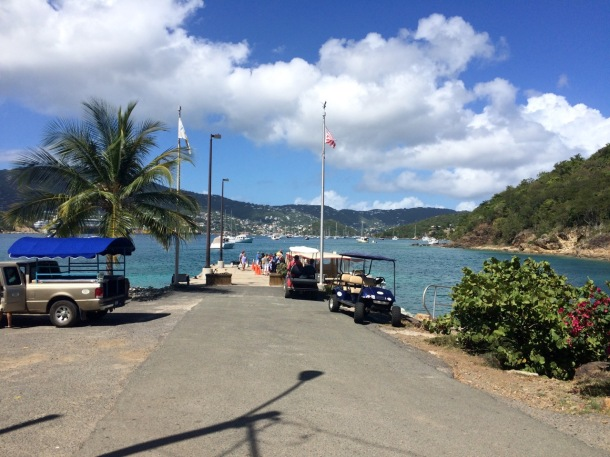 Water Island Marina USVI