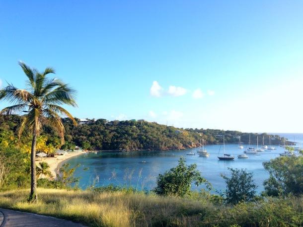 Water Island USVI Beach