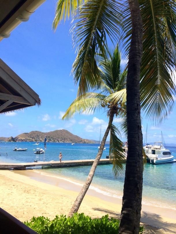 Cooper Island Beach BVI