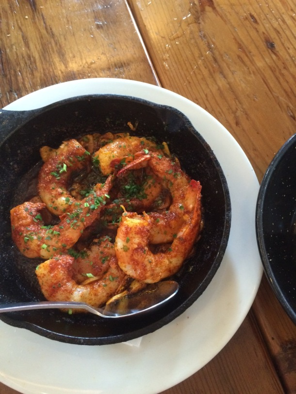Barlata | South Lamar Austin | Shrimp