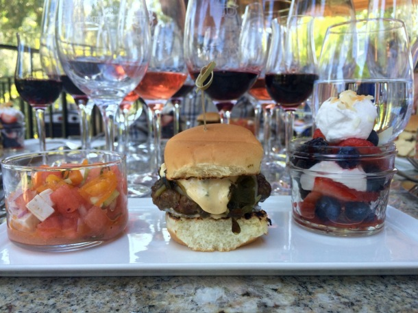 Sonoma Wine Tasting | California Wine Country | Michel Schlumberger Food Wine Pairing