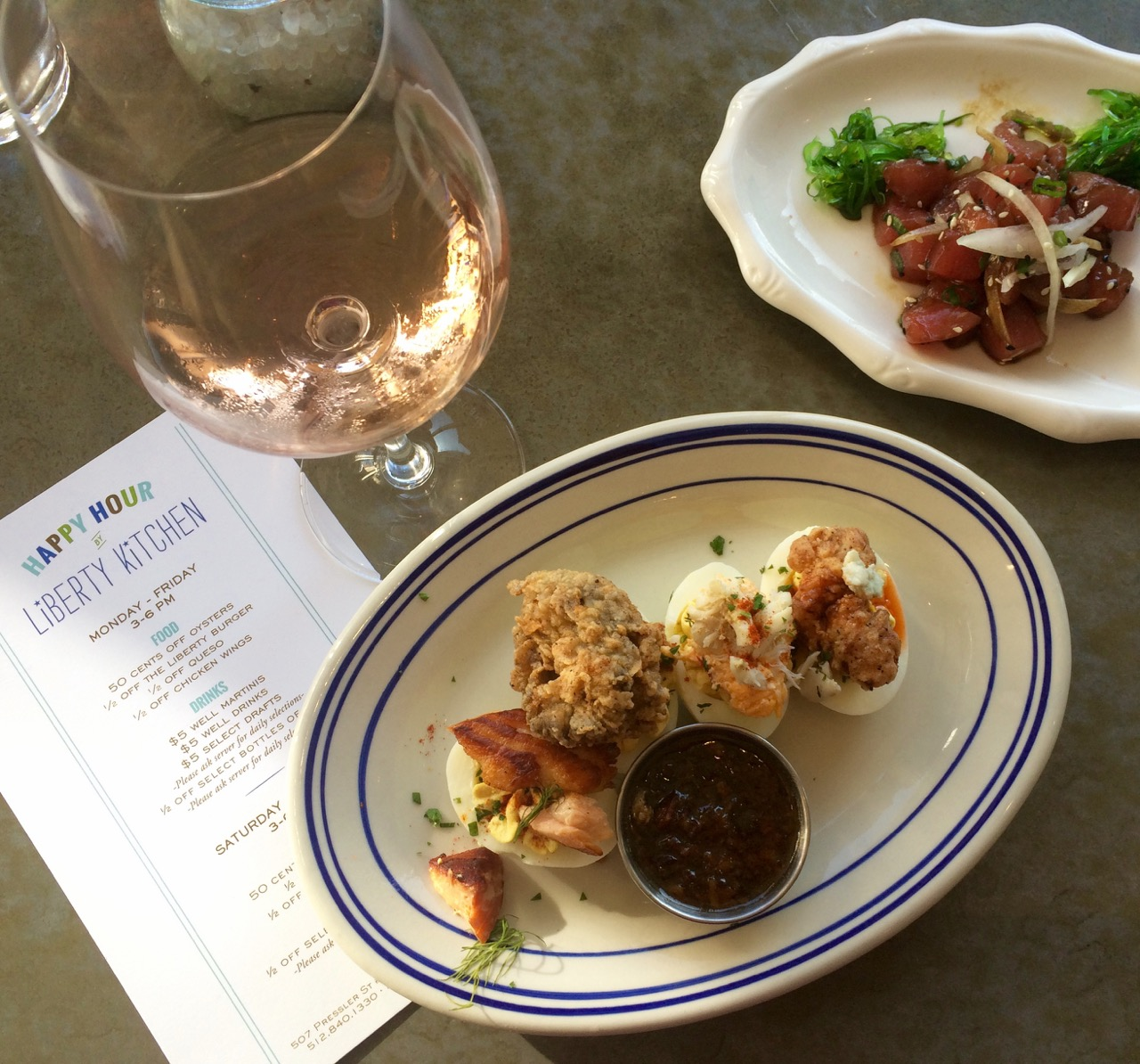 Life, Liberty Kitchen, and the Pursuit of Happy Hour - A Time To Kale