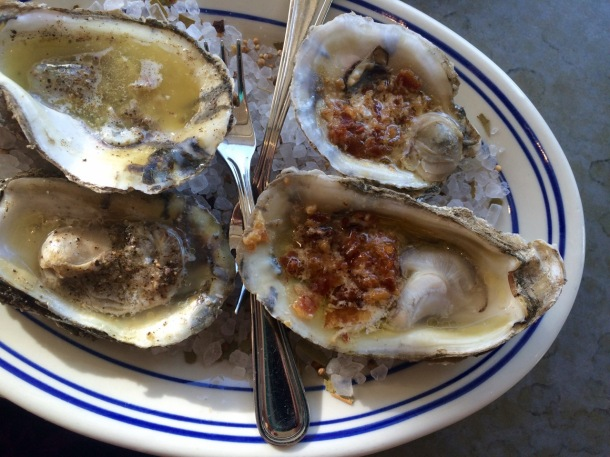 Liberty Kitchen Austin | Crazy Roasted Gulf Oysters