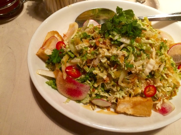 Peached Tortilla Thai Chop Chop Salad