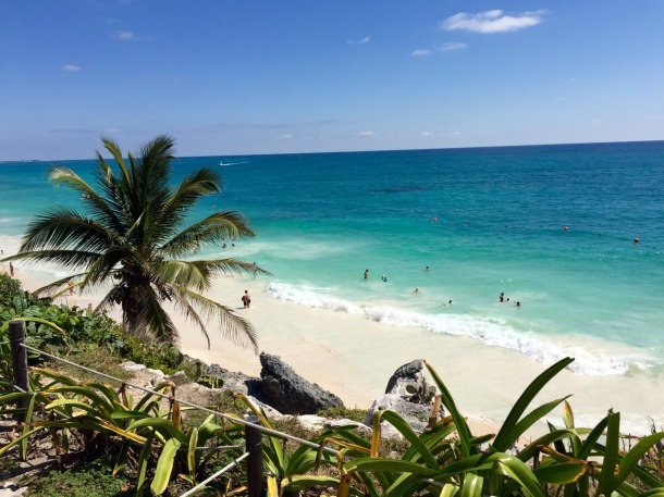 Tulum Ruins and Beach | A Time to Kale