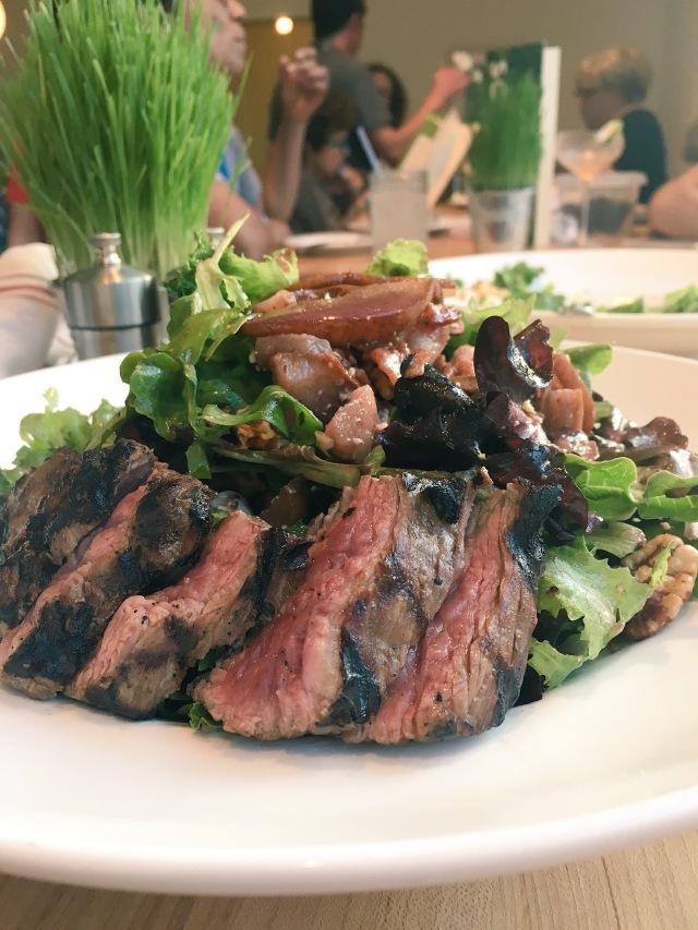 Vinaigrette Austin - Nutty Pearfessor | A Time to Kale