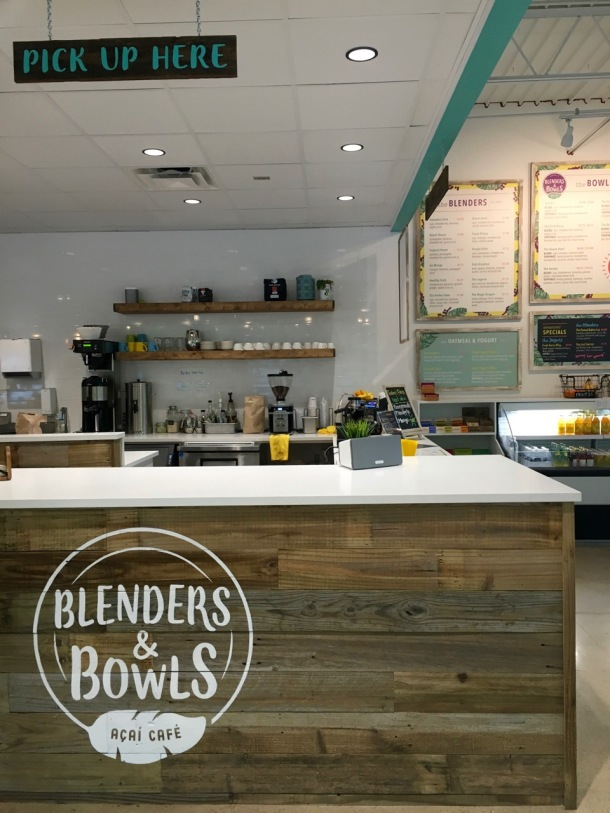 Blenders and Bowls | A Time to Kale